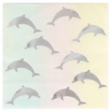 Dolphin Party Napkins