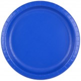 Blue Classic Party Plates
