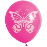 Butterfly Party Balloons
