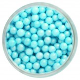 Blue Sugar Pearls