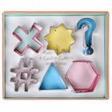 Symbols Cookie Cutters