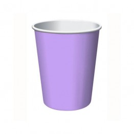 Lavender Classic Party Cups