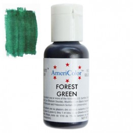 Forest Green Gel Paste Food Colour