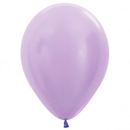 Lilac Pearl Balloons